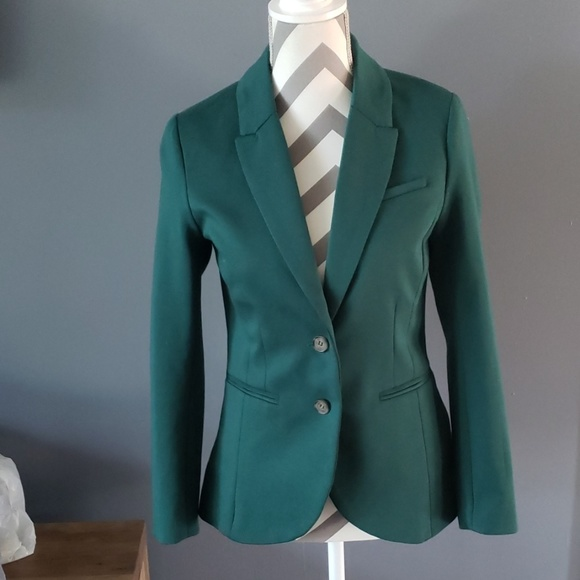 H&M Jackets & Blazers - Green H&M Blazer